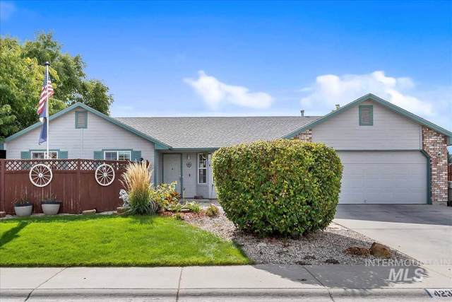 423 S Valley, Nampa, ID 83686 (MLS #98746566) :: Boise River Realty