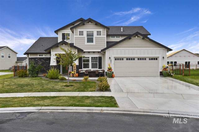 891 N World Cup Lane, Eagle, ID 83616 (MLS #98746601) :: Minegar Gamble Premier Real Estate Services