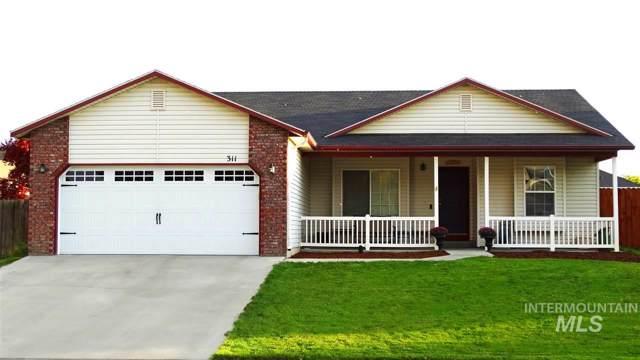 311 Sunridge, Caldwell, ID 83605 (MLS #98746616) :: Juniper Realty Group