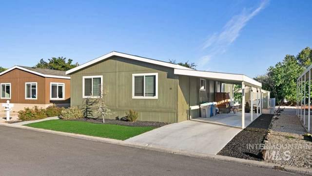 2725 N Five Mile #66, Boise, ID 83713 (MLS #98746643) :: Navigate Real Estate