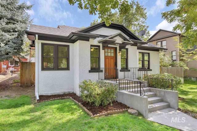 1806 N 8th St, Boise, ID 83702 (MLS #98746671) :: Boise River Realty