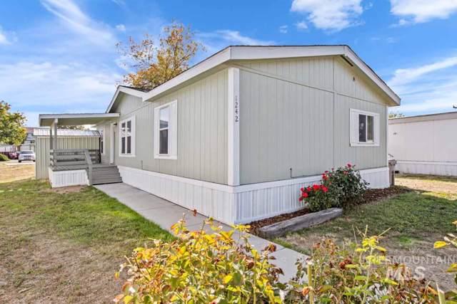 1242 Oakwood Ln., Boise, ID 83704 (MLS #98746677) :: Juniper Realty Group