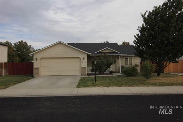 956 W. Verbena Dr, Meridian, ID 83642 (MLS #98746710) :: Boise River Realty