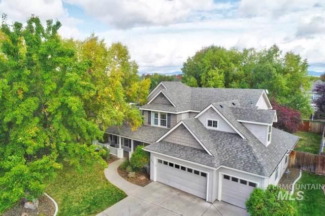 970 N Caledonia Pl, Eagle, ID 83616 (MLS #98746727) :: Jon Gosche Real Estate, LLC