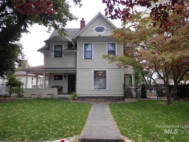 402 5th Street, Lewiston, ID 83501 (MLS #98746745) :: Idahome and Land