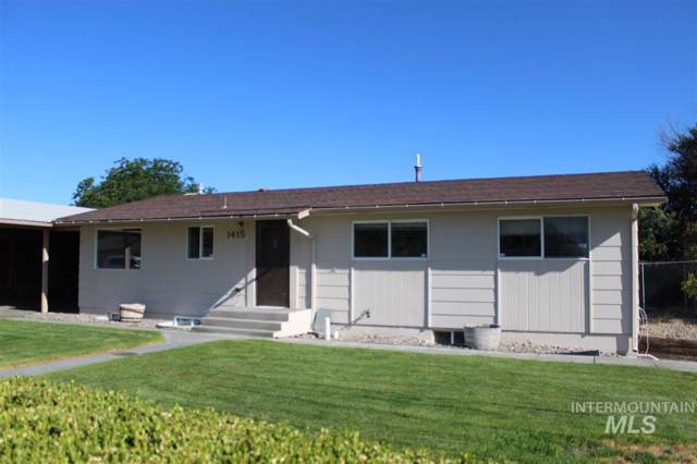 1415 Horning Way, Ontario, OR 97914 (MLS #98746806) :: New View Team