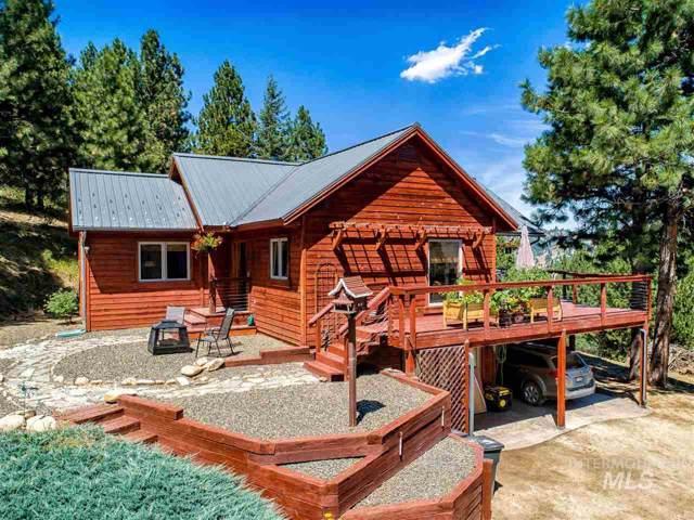 209 Wilderness Way, Boise, ID 83716 (MLS #98746985) :: New View Team