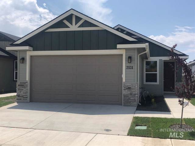2116 W Bella Lane, Nampa, ID 83651 (MLS #98746989) :: Jon Gosche Real Estate, LLC