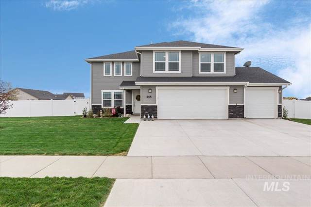 145 Voyager St, Middleton, ID 83644 (MLS #98747063) :: City of Trees Real Estate