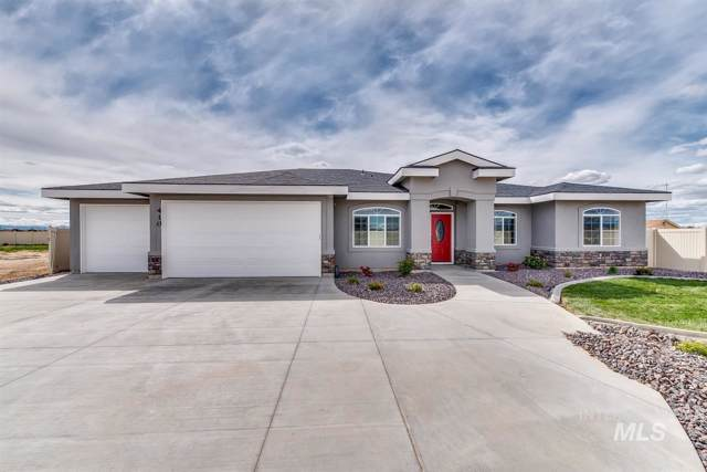 4170 W Philomena Dr, Meridian, ID 83646 (MLS #98747075) :: Juniper Realty Group