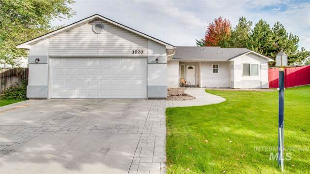 3020 E Ohio Ave, Nampa, ID 83686 (MLS #98747082) :: New View Team