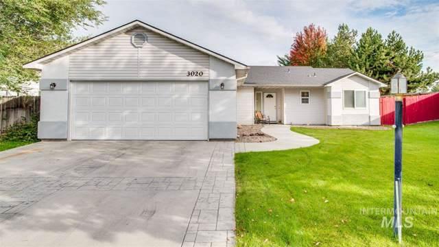 3020 E Ohio Ave, Nampa, ID 83686 (MLS #98747082) :: Boise River Realty
