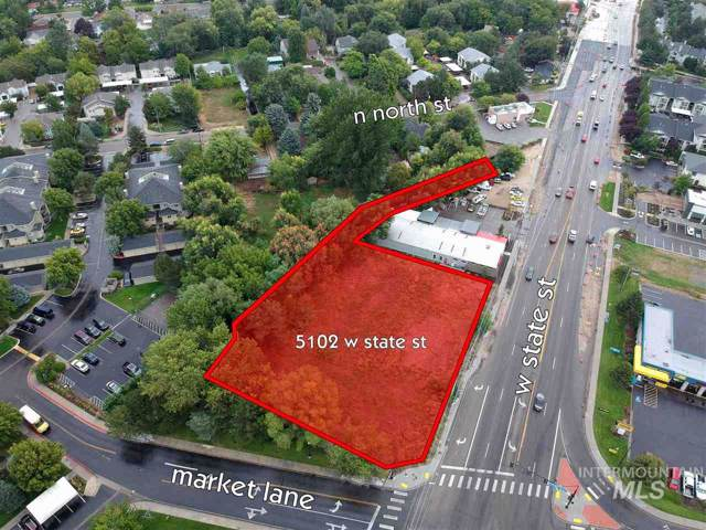 5122 W State Street, Boise, ID 83703 (MLS #98747120) :: Full Sail Real Estate