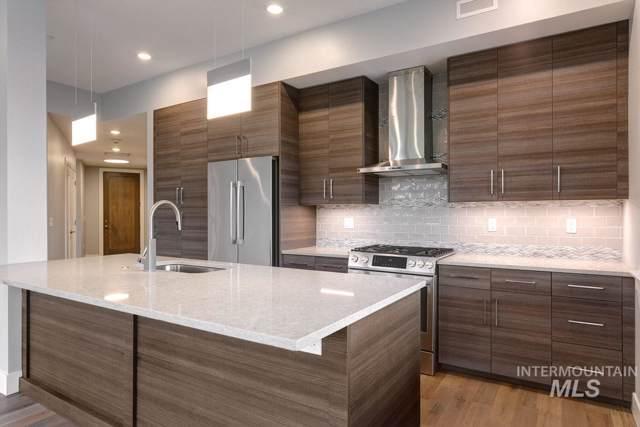 880 W River Street Unit 307, Boise, ID 83702 (MLS #98747144) :: Jon Gosche Real Estate, LLC