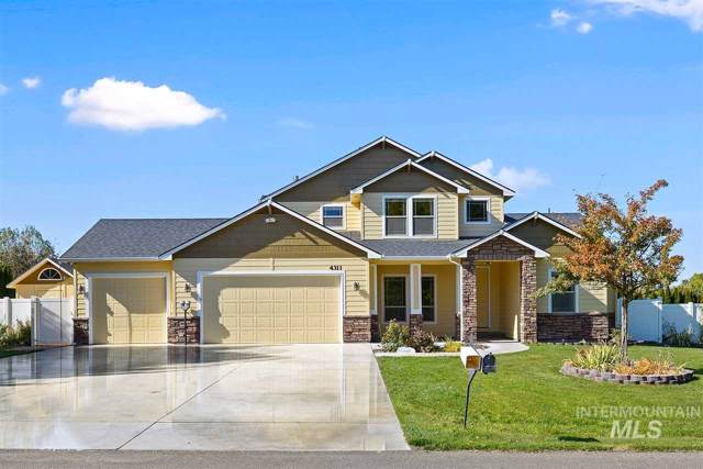 4311 Sahara Dr, Nampa, ID 83686 (MLS #98747145) :: New View Team