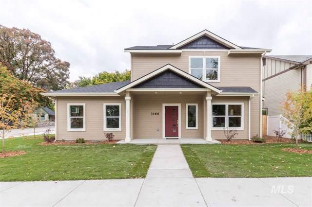 3166 W Irene Street, Boise, ID 83703 (MLS #98747149) :: Juniper Realty Group