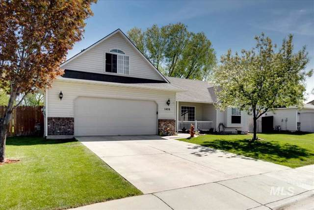 1409 Condor Dr, Middleton, ID 83644 (MLS #98747162) :: City of Trees Real Estate