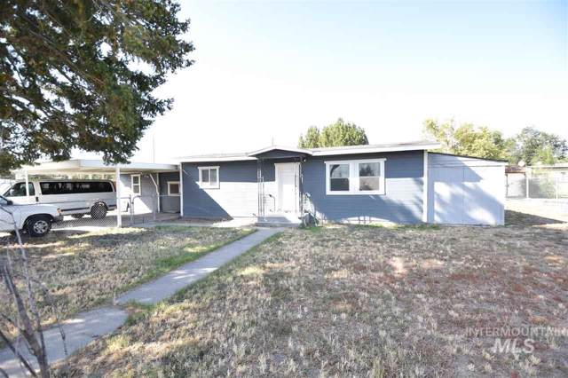 633 NW Birch Ave, Mountain Home, ID 83647 (MLS #98747235) :: New View Team