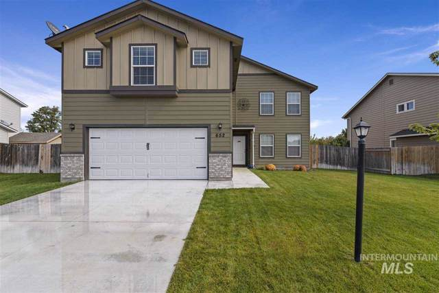 652 Condor Dr, Middleton, ID 83644 (MLS #98747275) :: Idahome and Land