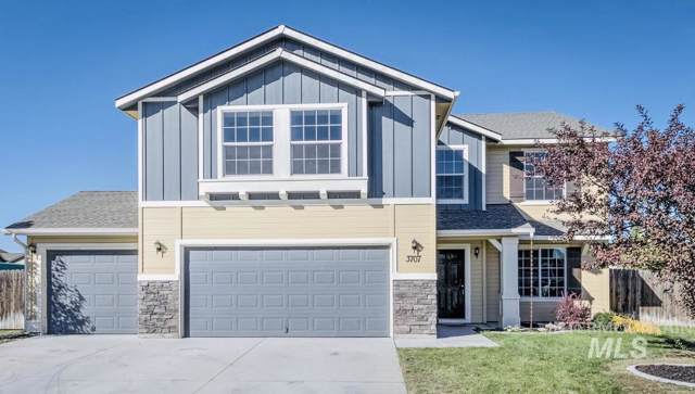 3707 S Twin Springs, Nampa, ID 83686 (MLS #98747289) :: Boise River Realty