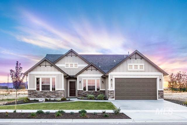 3811 S Cannon Way, Meridian, ID 83642 (MLS #98747307) :: Juniper Realty Group