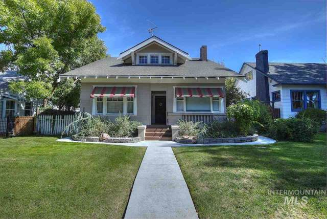 1110 N 8th St, Boise, ID 83703 (MLS #98747320) :: Team One Group Real Estate