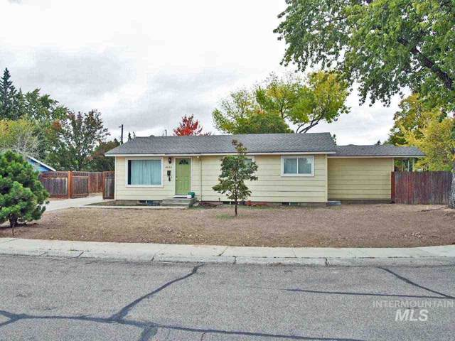 4535 W Pasadena Drive, Boise, ID 83705 (MLS #98747362) :: New View Team