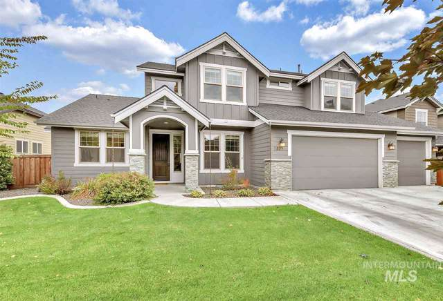 5805 N Senita Hills Avenue, Meridian, ID 83646 (MLS #98747385) :: New View Team