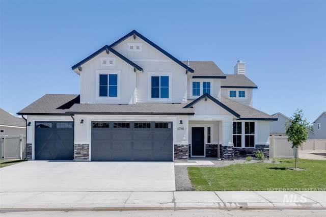 6084 N Hood Ave, Meridian, ID 83646 (MLS #98747391) :: Juniper Realty Group
