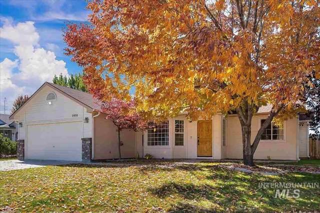 5950 S Sedum Way, Boise, ID 83716 (MLS #98747425) :: Legacy Real Estate Co.