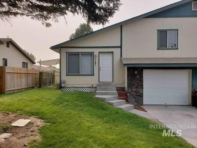 1121 Imperial, Twin Falls, ID 83301 (MLS #98747438) :: New View Team
