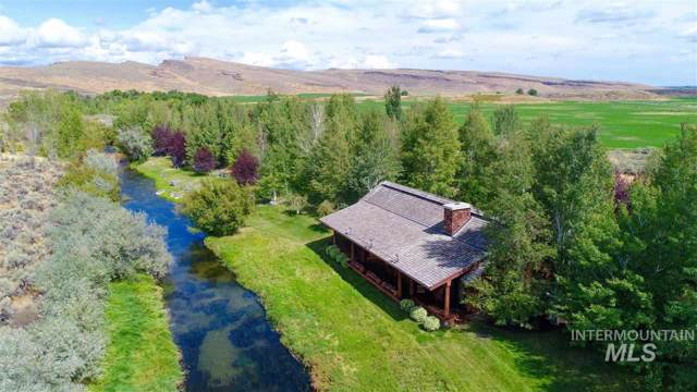 Priest Road, Picabo, ID 83348 (MLS #98747461) :: Adam Alexander