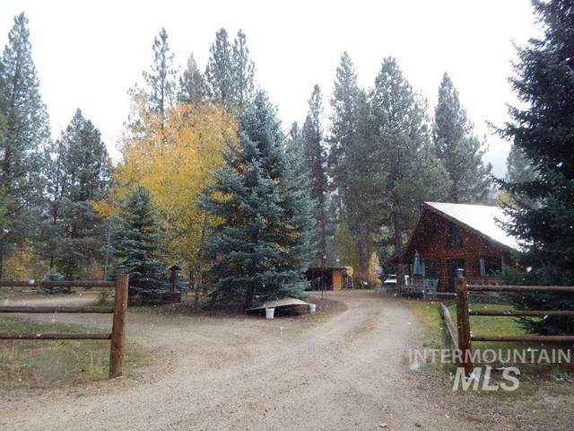 1 Southfork Ct, Lowman, ID 83687 (MLS #98747467) :: Navigate Real Estate