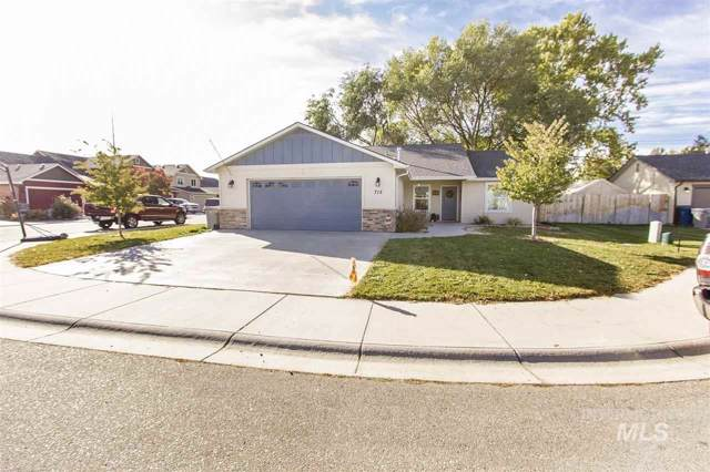 715 S Florence Ct., Nampa, ID 83686 (MLS #98747469) :: City of Trees Real Estate