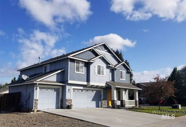 3312 E Dry Springs Ave, Nampa, ID 83686 (MLS #98747476) :: City of Trees Real Estate