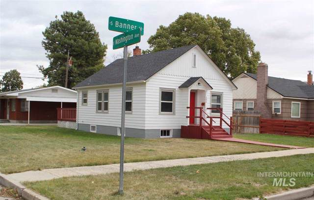 204 S Banner Street, Nampa, ID 83686 (MLS #98747492) :: City of Trees Real Estate