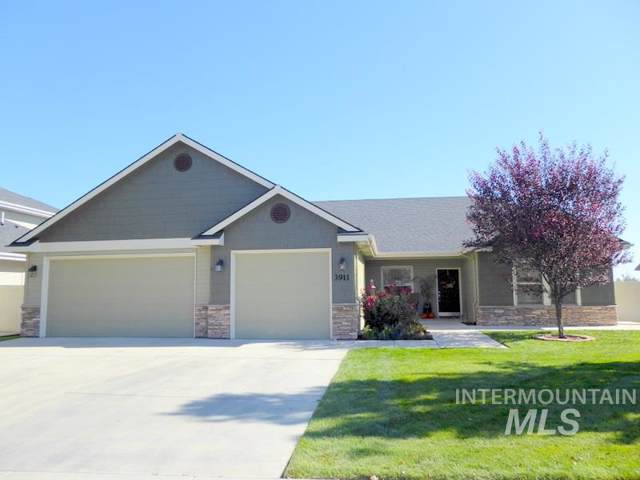 3911 Kingston Ave, Caldwell, ID 83605 (MLS #98747511) :: Boise River Realty