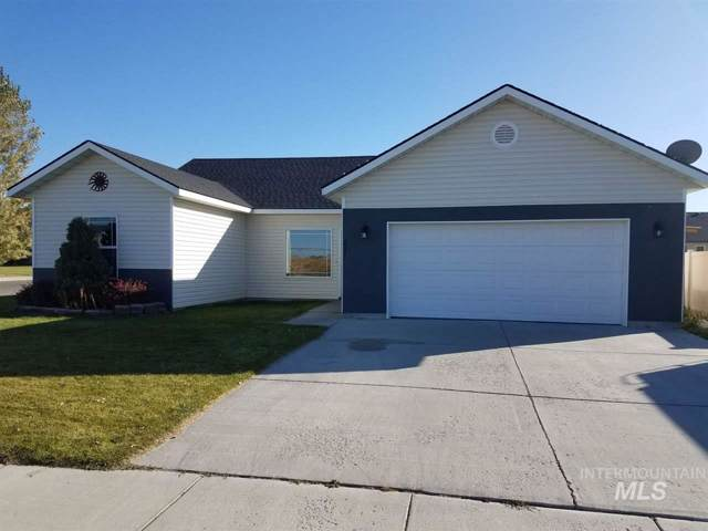 821 E 22nd, Jerome, ID 83338 (MLS #98747514) :: Boise River Realty