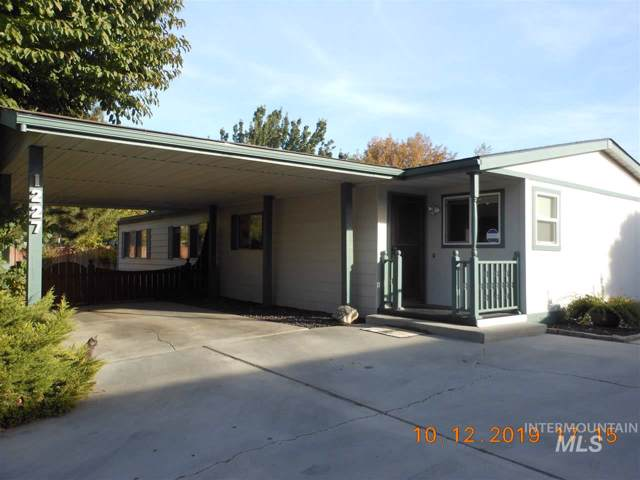 1227 Eldoran Dr, Nampa, ID 83651 (MLS #98747518) :: City of Trees Real Estate
