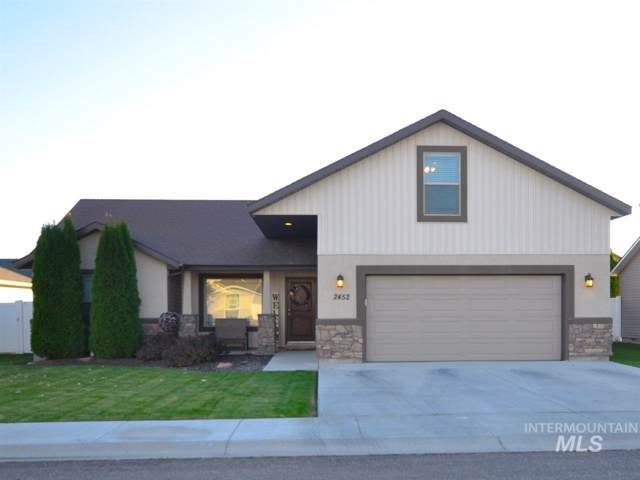 2452 Denali Drive, Burley, ID 83318 (MLS #98747520) :: Givens Group Real Estate