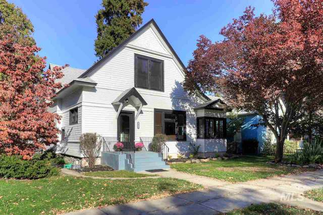 1016 W Hays St, Boise, ID 83702 (MLS #98747522) :: City of Trees Real Estate