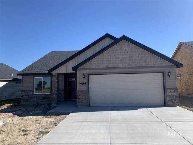 1456 N Lincoln, Jerome, ID 83338 (MLS #98747559) :: Adam Alexander