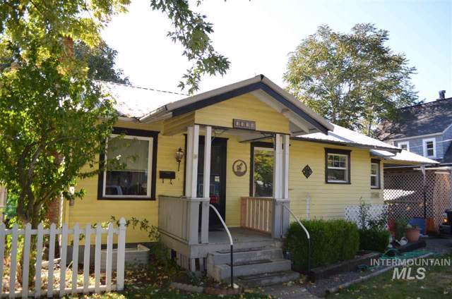 1314 11th Ave, Lewiston, ID 83501 (MLS #98747572) :: Idahome and Land
