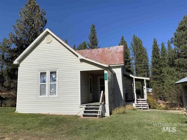 340 W Granite St, Placerville, ID 83666 (MLS #98747574) :: Jon Gosche Real Estate, LLC