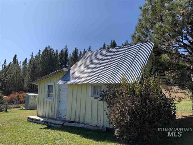 345 W Granite St, Placerville, ID 83666 (MLS #98747576) :: New View Team