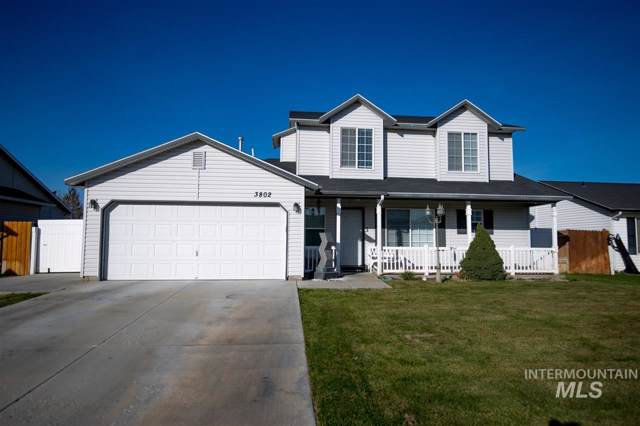 3802 Pierre Ave., Caldwell, ID 83605 (MLS #98747614) :: Idahome and Land