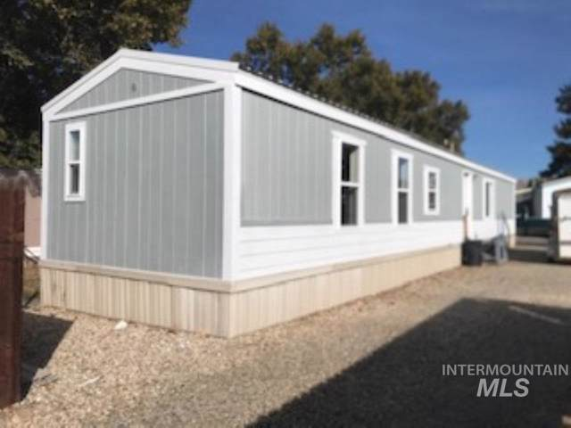 1508 E Main #49, Emmett, ID 83617 (MLS #98747615) :: Idaho Real Estate Pros