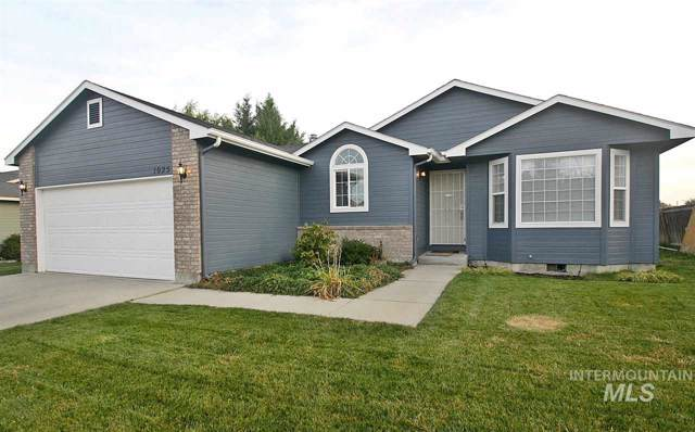 1025 W Edwards Avenue, Nampa, ID 83686 (MLS #98747624) :: Legacy Real Estate Co.