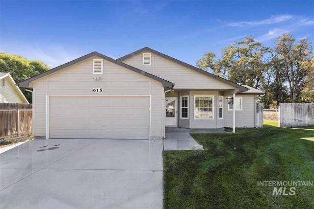 615 Meadowbrook Dr, Nampa, ID 83686 (MLS #98747690) :: Boise Valley Real Estate