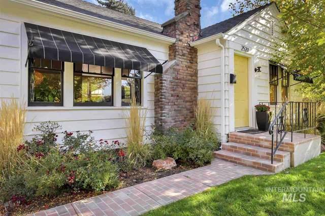2520 W Ellis Ave, Boise, ID 83702 (MLS #98747757) :: Boise River Realty